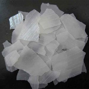 Producator China Flakes / Perle / Solid 99% (Hidroxid de sodiu, NaOH) Soda caustica